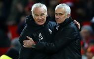 Mourinho và bến đỗ mới: Ranieri vĩnh viễn là kẻ làm nền cho Người đặc biệt