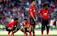 Đây, lý do mà Man Utd chỉ kết thúc năm ở vị trí thứ 6