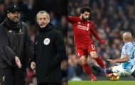 'Khoảnh khắc đó của Salah và Kompany đã thay đổi cả mùa giải'