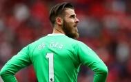 Nếu De Gea đi, Man Utd sẽ trao gửi niềm tin cho cái tên không ngờ