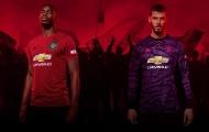 NÓNG! Man Utd tung mẫu áo mới, Pogba và De Gea xuất hiện mê người