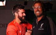 Klopp - Alisson: Đơn giản là hiện thân cho tinh thần Liverpool
