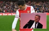 'Điều đó sẽ ăn mòn Xhaka và khiến cậu ấy rời Arsenal'