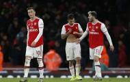 Nhờ ơn Emery, Arsenal có thể mất 5 trụ cột quan trọng