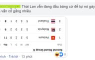 Muôn màu fan Việt Nam sau trận hòa Thái Lan: Có phục, có 'troll'