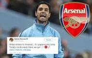Thêm hai chuyên gia xác nhận, Arsenal nổ bom tấn vào ngày mai?