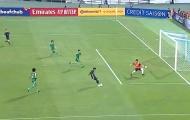 Chủ lực của U23 Thái Lan bỏ lỡ rất nhiều cơ hội ăn bàn mười mươi