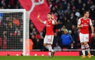 Mikel Arteta: 'Cậu ấy luôn trong trạng thái chờ cơ hội'