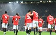 Man Utd nhắm 'số 9' lạ hoắc: Người đang đá tại Trung Quốc, kẻ bị Leicester đem đi cho mượn