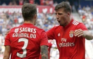 Gia cố tuyến ba, Man City tính 'nhấc một đôi' trong hàng thủ của Benfica