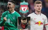 Ngoài Timo Werner, ngôi sao tấn công nào được Liverpool theo dõi sát sao?
