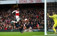 Nketiah và Saka làm điều Arsenal không thể làm từ năm 2008