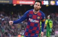 'Đến khi 50 tuổi, tôi vẫn sẽ tự hào vì được đá cạnh Messi'