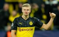 Đồng đội tại Dortmund: 'Tôi thấy Haaland có chút điên'