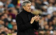 Setien: 'Trận thua này không phải tận thế với Barcelona'
