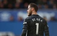 Chỉ trích De Gea, fan Man Utd đã quên sự khác biệt giữa anh và 'kẻ thay thế'?
