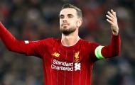 Jordan Henderson lên tiếng, nói rõ nguyên nhân Liverpool thất trận
