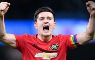 Làm điều tuyệt vời, Harry Maguire xứng danh thủ lĩnh Man Utd