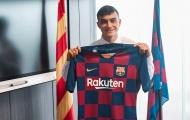 'Phong cách của tôi sẽ giúp tôi tìm kiếm cơ hội ra sân tại Barca'