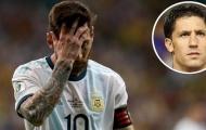 'Tôi chỉ bằng 0,5% của Messi nhưng tôi làm được điều đó, Messi thì không'