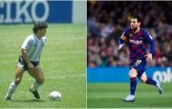 'Messi là truyền thuyết, người Argentina đã sai'
