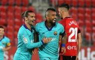 Barca thắng lớn, HLV Setien nói gì về Vidal sau trận đấu?