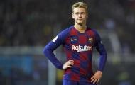 De Jong trở lại, Barca sẵn sàng cho chiến dịch chinh phục Champions League