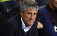 Barca hòa Atletico Madrid, cảm nghĩ của Setien thế nào?