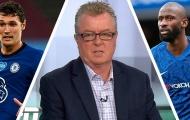 Steve Nicol: '2 cầu thủ Chelsea đó không có tư duy bóng đá'