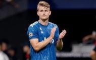 Huyền thoại bóng đá Hà Lan không cho rằng De Ligt đã đúng khi đến Juve