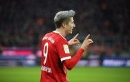Liverpool là khắc tinh khiến Lewandowski vuột mất kỷ lục tại Champions League