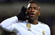 Vinicius chỉ ra 2 tấm gương sáng tại Real Madrid