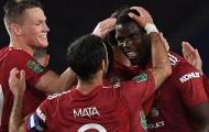 5 ngôi sao Man Utd hay nhất trong đại thắng Brighton