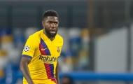'Vua nằm cáng Barca' bất ngờ được Koeman trao đặc ân