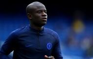 Liên hệ Chelsea, Inter muốn Conte và Kante tái hợp