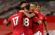 Man Utd và ác mộng ghi bàn tại Old Trafford
