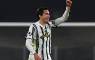 Ngôi sao sáng nhất của Juventus: 'Tôi đã thử làm điều đó trong các buổi tập'