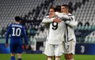 Ronaldo chạm cột mốc khủng, nhưng 'điểm 10' thuộc về cái tên khác