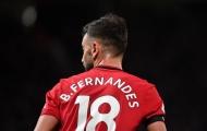 Sao Man Utd có cơ hội nhận giải cầu thủ EPL xuất sắc nhất tháng 11