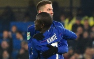 Bị Jorginho 'cướp' vị trí tại Chelsea, Kante chỉ nói 1 điều
