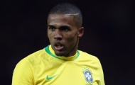 Sao Brazil Douglas Costa dính chấn thương