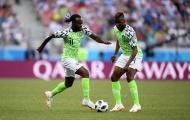 Đây, 3 'siêu đại bàng' của Nigeria trong trận thắng Iceland