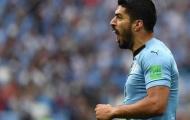 Suarez: 'Uruguay là đội tuyển Nam Mỹ tốt nhất ở World Cup'