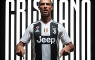 TIẾT LỘ số tiền chính xác Juve được hưởng từ việc bán áo đấu Ronaldo