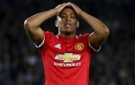 NÓNG: Mourinho phá vỡ im lặng về tương lai Martial