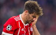 Tin xấu cho Bayern, trụ cột chấn thương ngay trong hiệp một trước Juventus