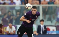 Nóng: Man Utd quyết chiến Man City vì trung vệ Serbia