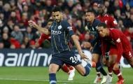 Liverpool 0-0 Man City: Liverpool đã quá mệt mỏi?