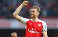 Mertesacker chuẩn bị có vị trí mới tại Arsenal?