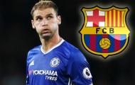 Nóng! Túng quẫn hàng thủ, Barca tính chiêu mộ người cũ Chelsea